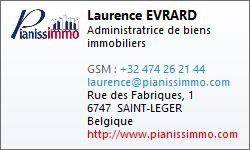 Laurence EVRARD