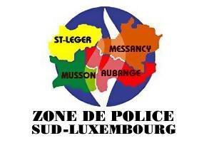 Logo Zone de police Sud-Lux